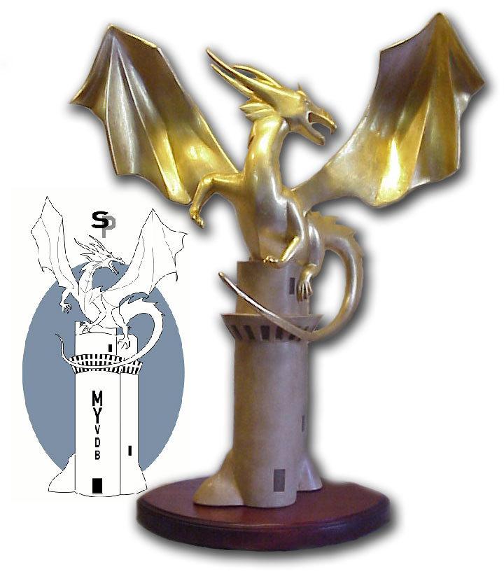 trophée dragon