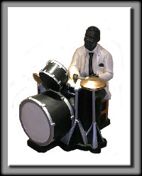 batteur de jazz