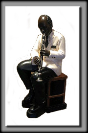 clarinesttiste de jazz